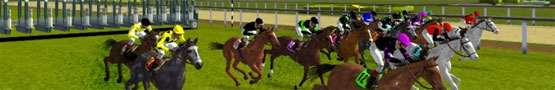 Horse Games Online - Stallion Race vs Blazing Silks