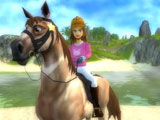 Star Stable Beach Riding