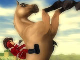 Star Stable Trick Riding