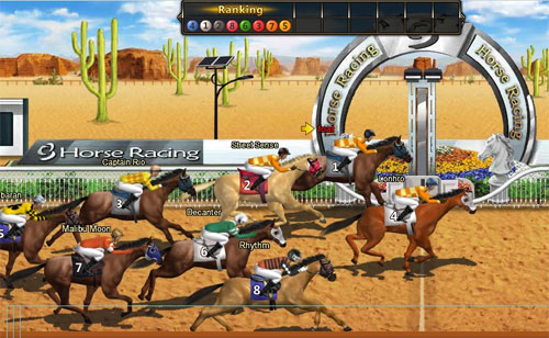 Can You Win in Stallion Race