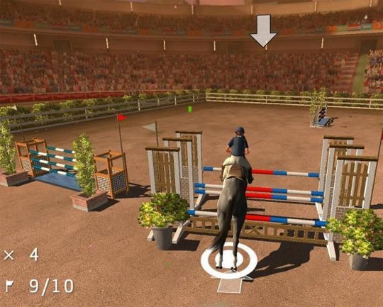 Hit Your Mark in Riding Club Championships