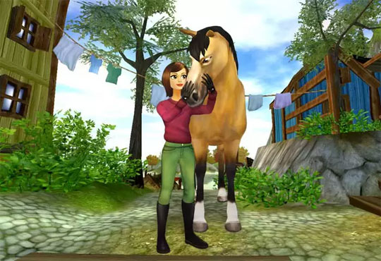Walking Together in Star Stable