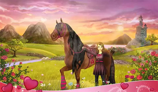 Special Valentines Offers in Star Stable