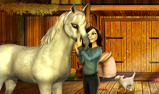 A Special Bond in Star Stable