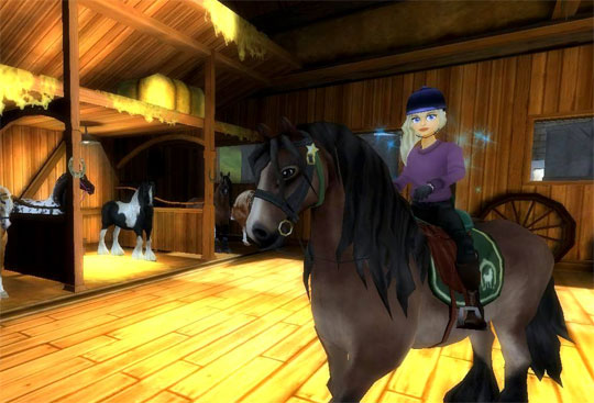 Ready to Ride in Star Stable
