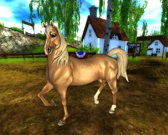 American Quarter Horses arrive in Star Stable
