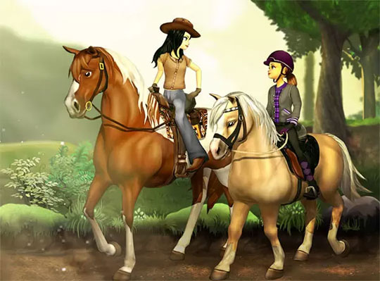 A Horse for Everyone in Star Stable