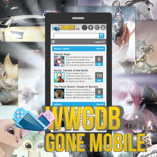 WWGDB Is Now Mobile on All Devices