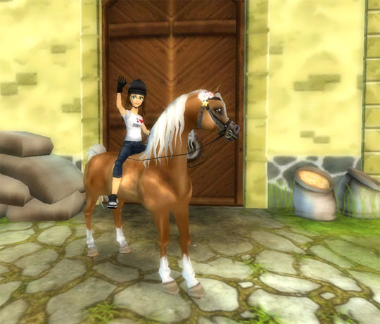 Prepare for Summer in Star Stable