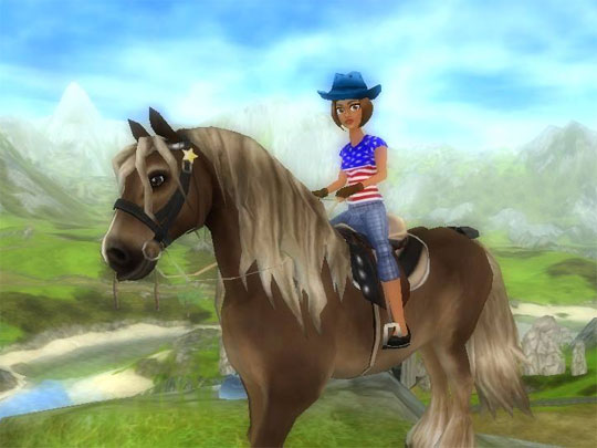 Themed Clothes in Star Stable