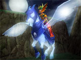 Nightmare the spectral pegasus