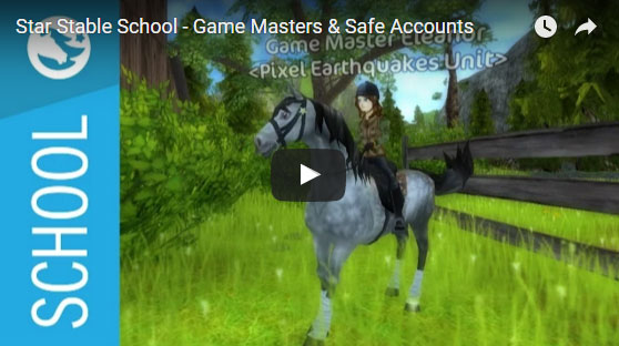 Learn About Online Safety from the Star Stable Team