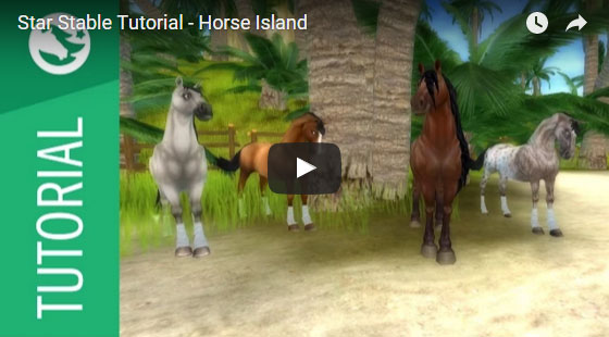 Star Stable: Horse Island, A Paradise for Horses