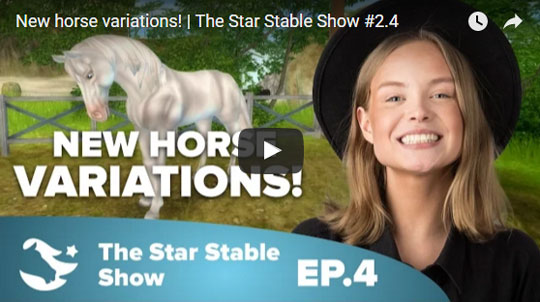 New Horse Variations at Star Stable