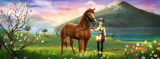 Star Stable Is Now on GameScoops
