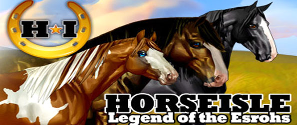 Horse Isle 2 - Join the fast growing community in this fantastic new Horse Game.