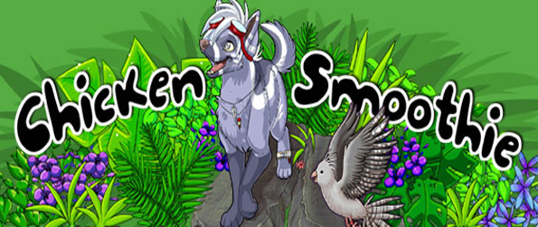 Chicken Smoothie - Enjoy free cute pets in this fun browser game.