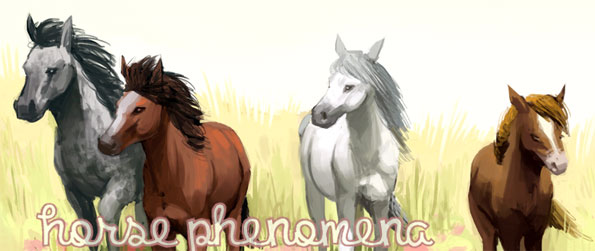Horse Phenomena - Enjoy a casual horse & dog game free on your browser.