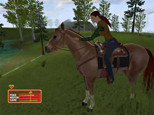 fun horse jumping games