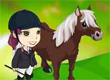 Horse World game