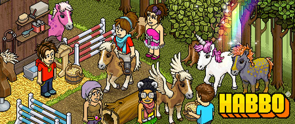 Habbo Hotel - Enter The Habbo Hotel And Enjoy!