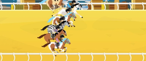 Horse Academy - Train and breed horses to be the best in this free Facebook Horse Game.