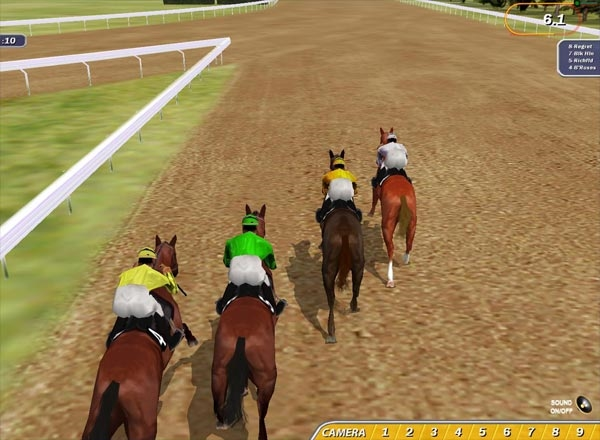 games of horses racing