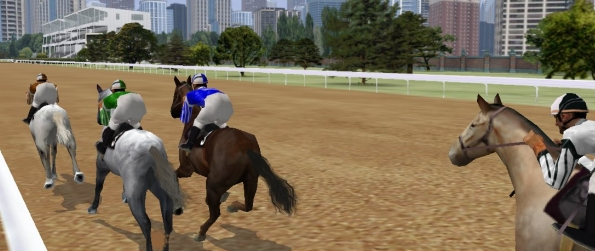 Horse Racing - Breed, Care And Race With Your Champion Horse