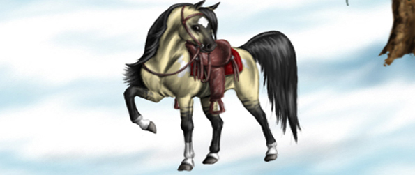 Little Horses - Choose and Name your own Horses in this Free Facebook Game
