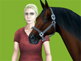 Your Horse in Horse World Online