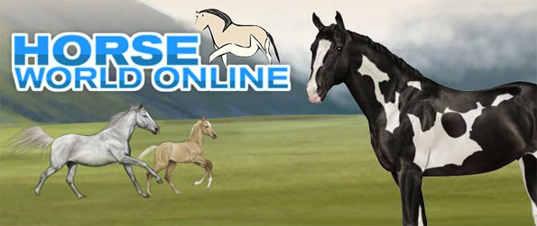online horse games login
