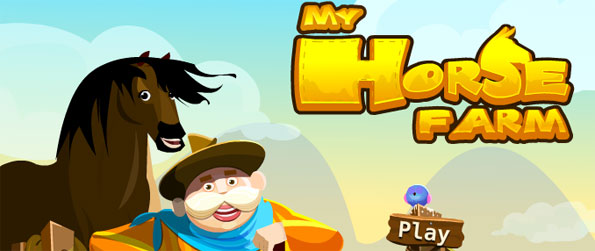 My Horse Farm - Build your very own virtual horse farm in My Horse Farm