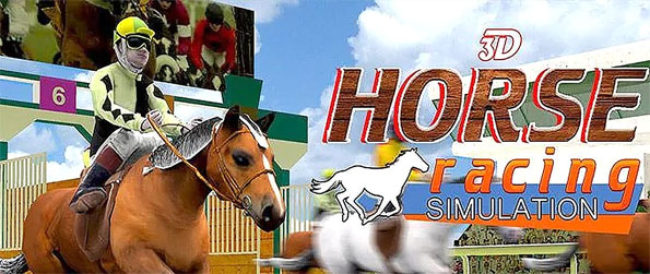 Horse Racing Simulator 3D - Play this phenomenal horse racing game where you can show off your equestrian skills to the world.