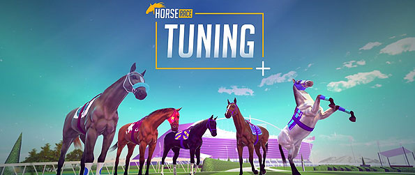 Racing Horse Tuning Customize - If you are a horse enthusiast, you're into games, and you want to play dress up -- the game Racing Horse Tuning Customize might just be the perfect treat for you!
