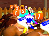 Horse Racing Thrill fast-paced horses