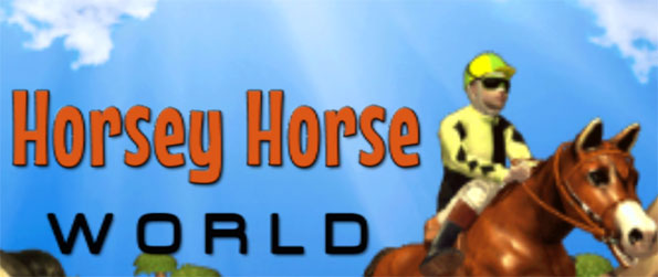 Horsey Horse World - Play this exciting horse game that has hours upon hours of enjoyment to offer to anyone who tries it out.